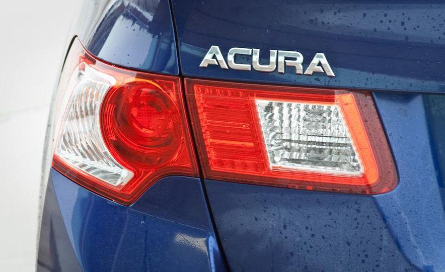 2009 Acura TSX - Slide 24