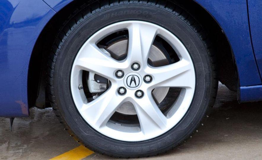 2009 Acura TSX - Slide 25
