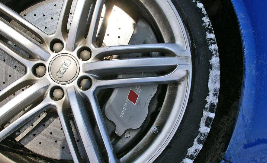 2010 Audi RS6 Avant - Slide 18