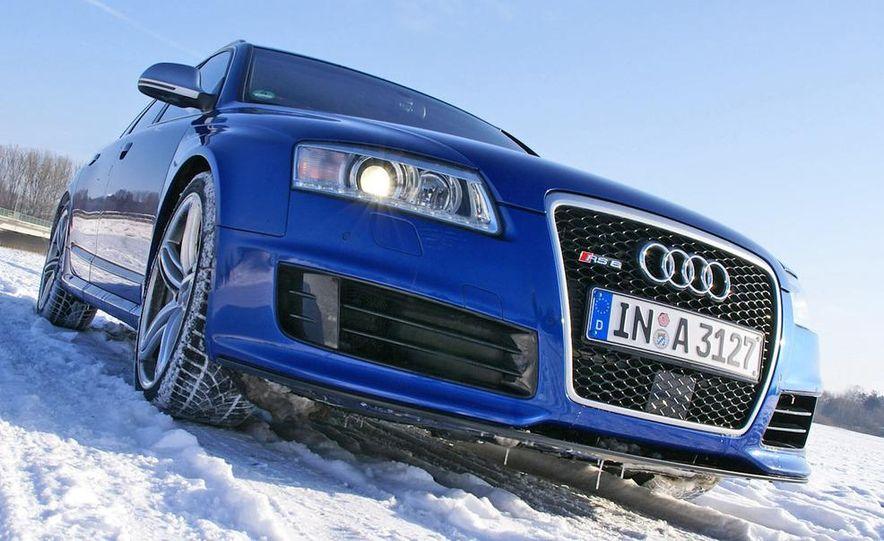 2010 Audi RS6 Avant - Slide 4