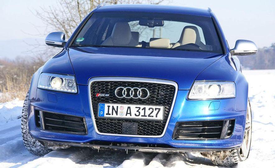 2010 Audi RS6 Avant - Slide 7