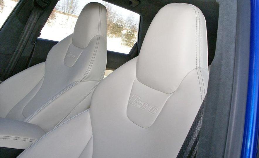 2010 Audi RS6 Avant - Slide 27