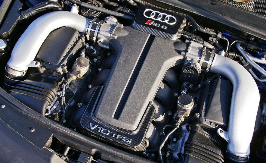 2010 Audi RS6 Avant - Slide 20