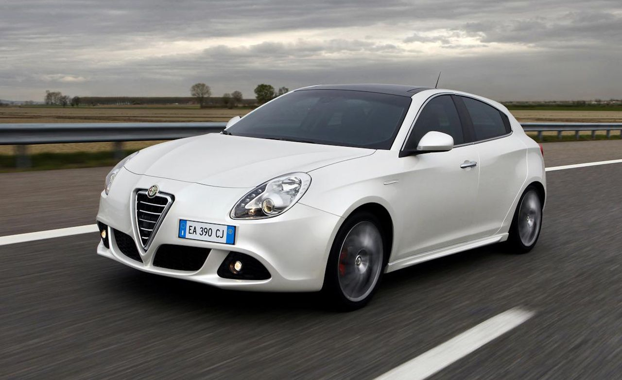 2012 alfa romeo giulietta – feature – car and driver