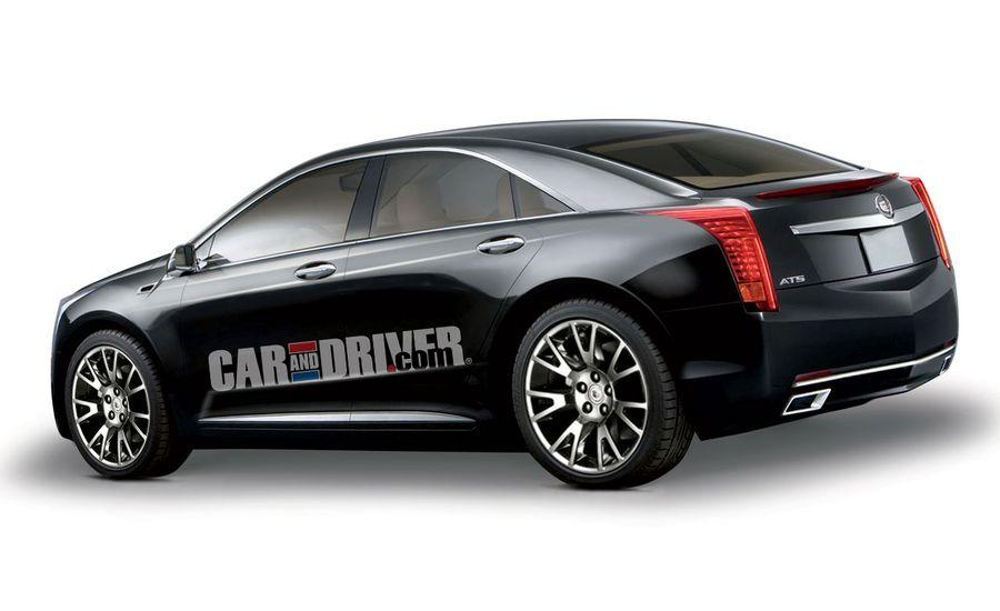 2012 Cadillac ATS | Feature | Car and Driver