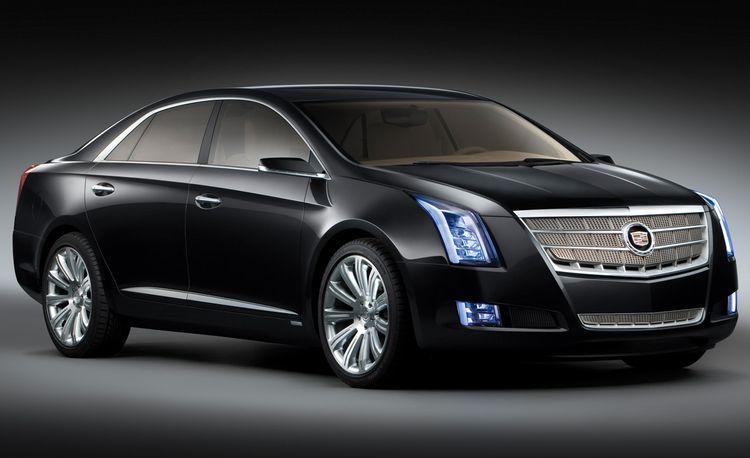 2012 Cadillac XTS