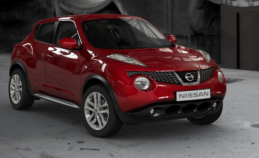 2012 Nissan Juke Feature Car And Driver