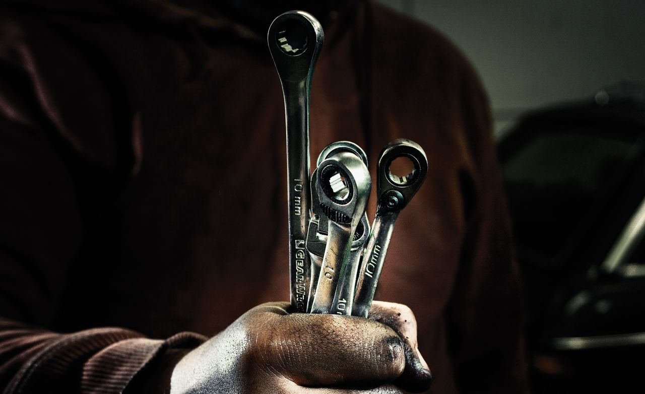 Automotive Tools: We Rate Six Wrenches That Ratchet