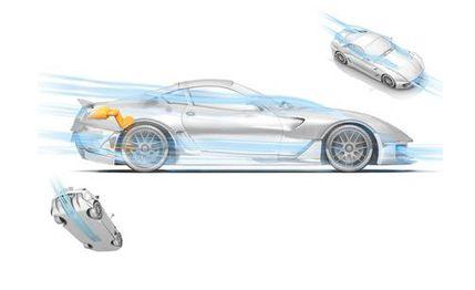 Ferrari 599XX Aerodynamics Explained