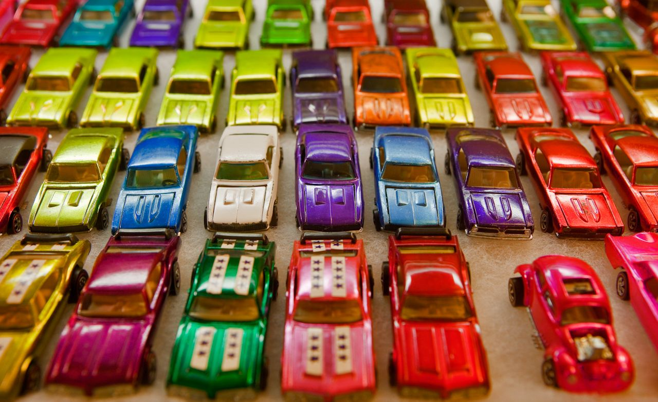 In the Minds of Hot Wheels Collectors