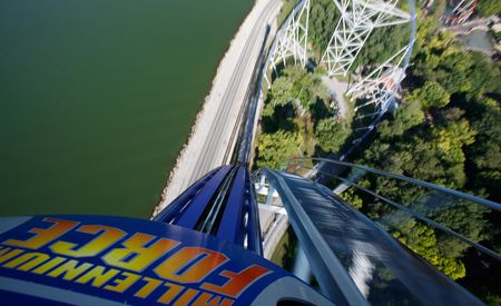 Just How Quick are Roller Coasters?