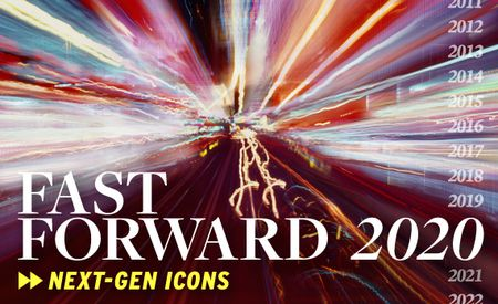 What's New: Fast Forward 2020: Performance Icons of Tomorrow