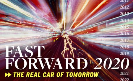What's New: Fast Forward 2020: The Real Car Tech of Tomorrow