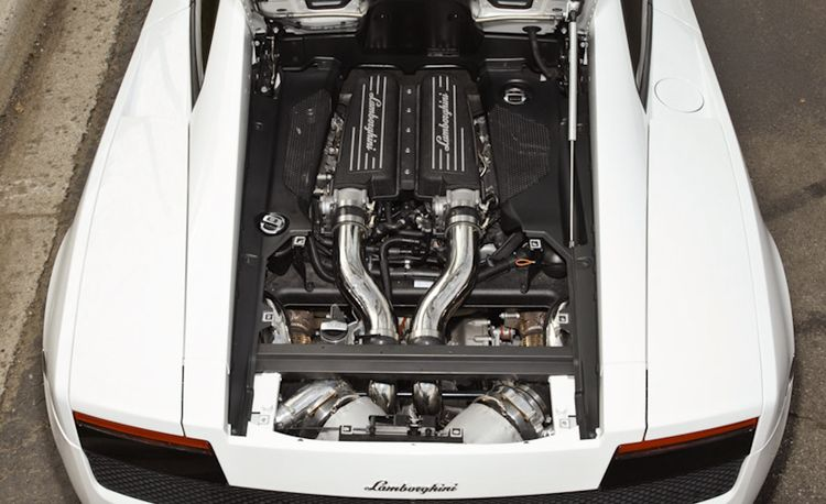 2009 Heffner Lamborghini Gallardo LP560-4