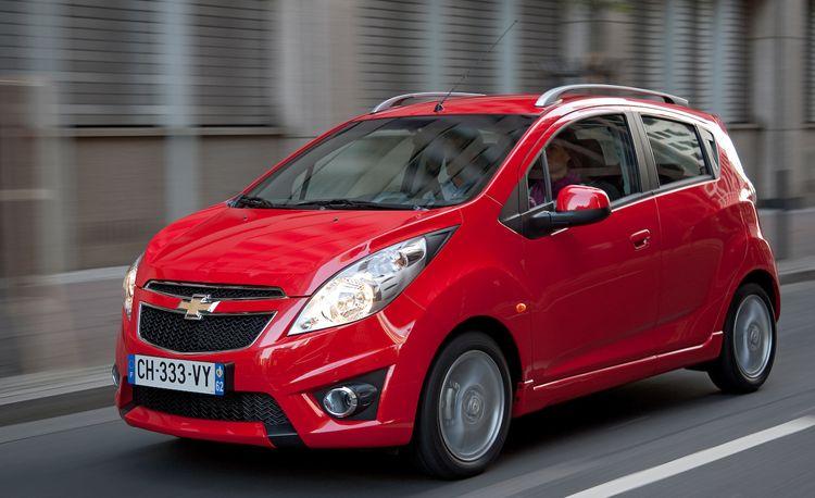 2010 / 2012 Chevrolet Spark