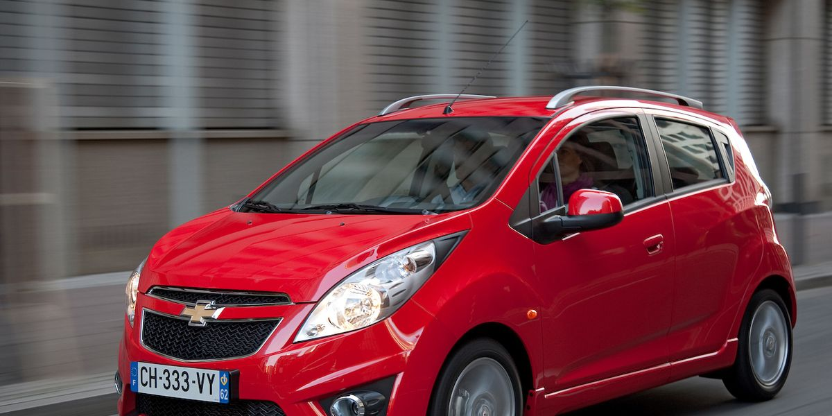 2010 2012 Chevrolet Spark 8211 Review 8211 Car And Driver
