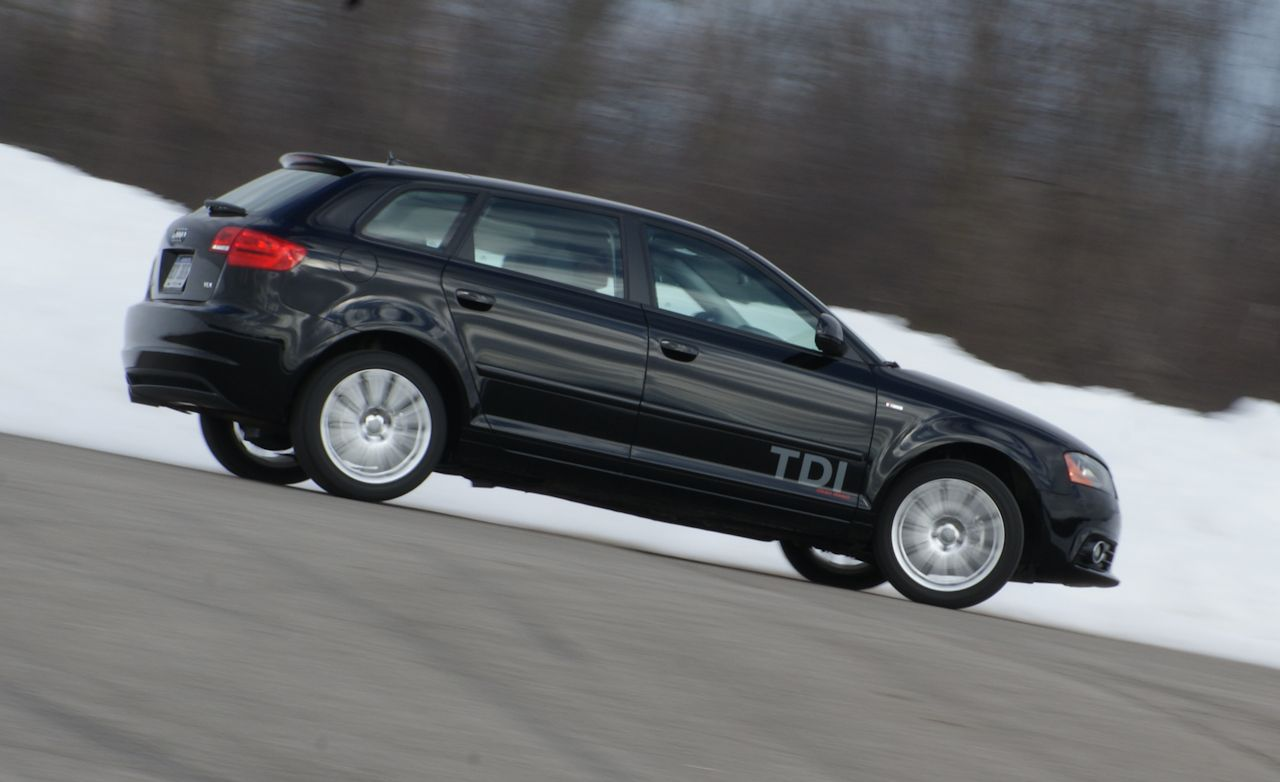 Audi A 3 2010 >> 2010 Audi A3 Tdi Instrumented Test Car And Driver