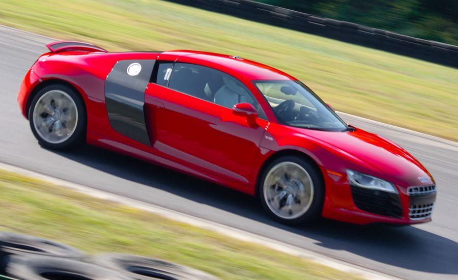 2010 Audi R8 5.2 FSI V10 Quattro R Tronic