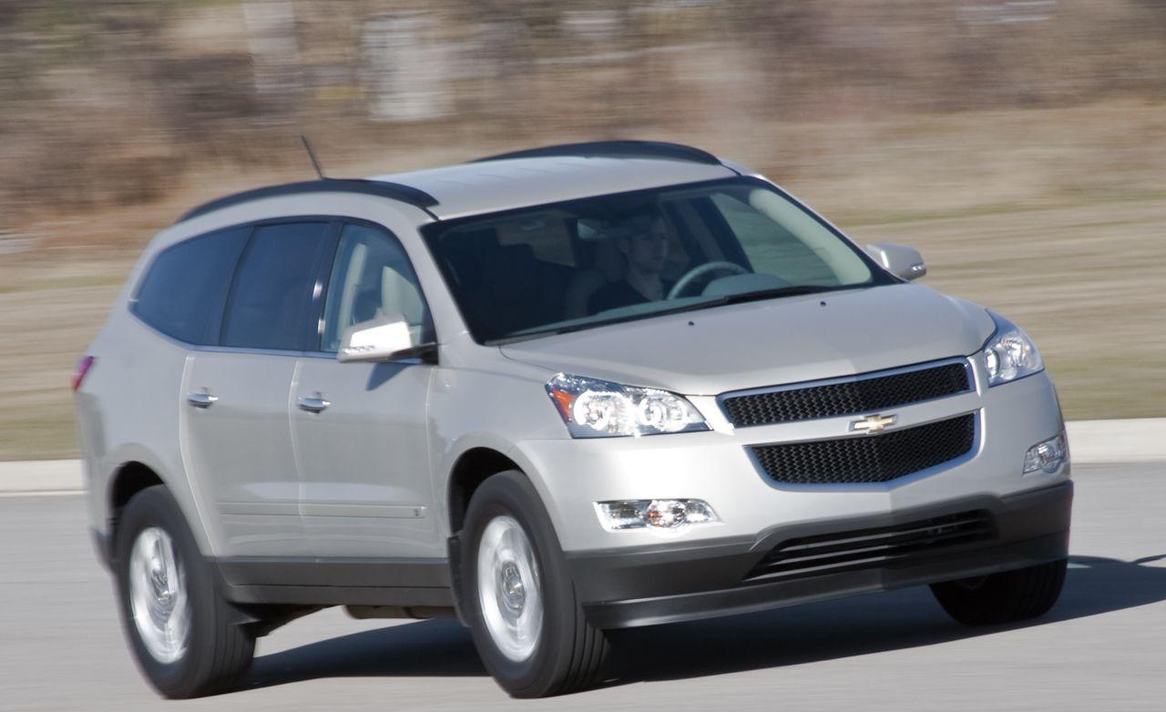 Chevy Traverse 2012 Price >> 2010 Chevrolet Traverse LT FWD