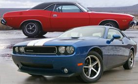 2010 Dodge Challenger SE V6