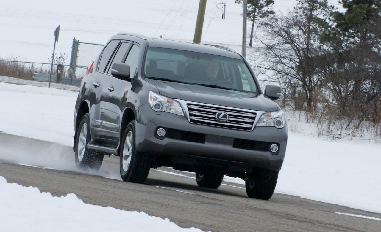 2010 lexus gx460 road test review car and driver rh caranddriver com 2010 lexus gx 460 repair manual 2010 lexus gx 460 user manual