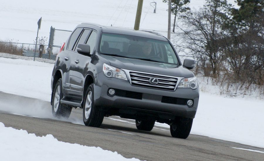 2010 Lexus GX460 Road Test | Review | Car and Driver