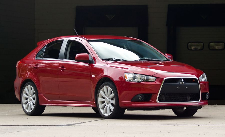 2010 Mitsubishi Lancer Sportback Ralliart Road Test | Review | Car ...