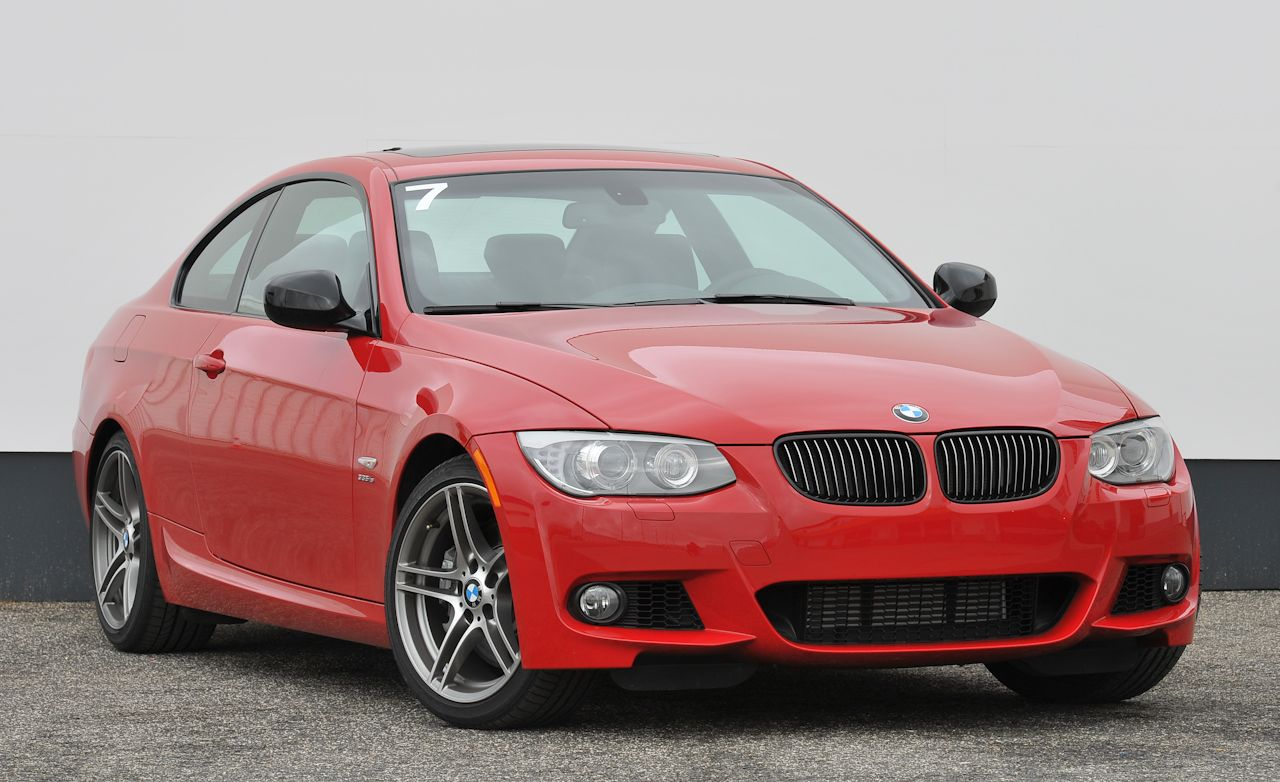 2011 bmw 335is coupe review car and driver. Black Bedroom Furniture Sets. Home Design Ideas