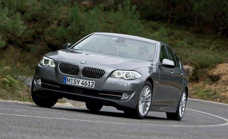 2011 BMW 5-series / 535i