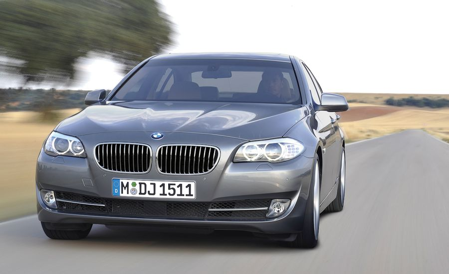 2011 bmw 5 series 535i review car and driver. Black Bedroom Furniture Sets. Home Design Ideas