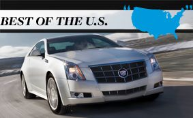 2011 Cadillac CTS / CTS-V Coupe