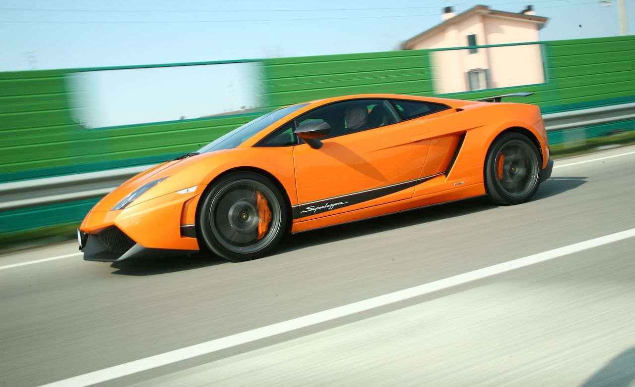 2011 Lamborghini Gallardo Lp570 4 Superleggera Review