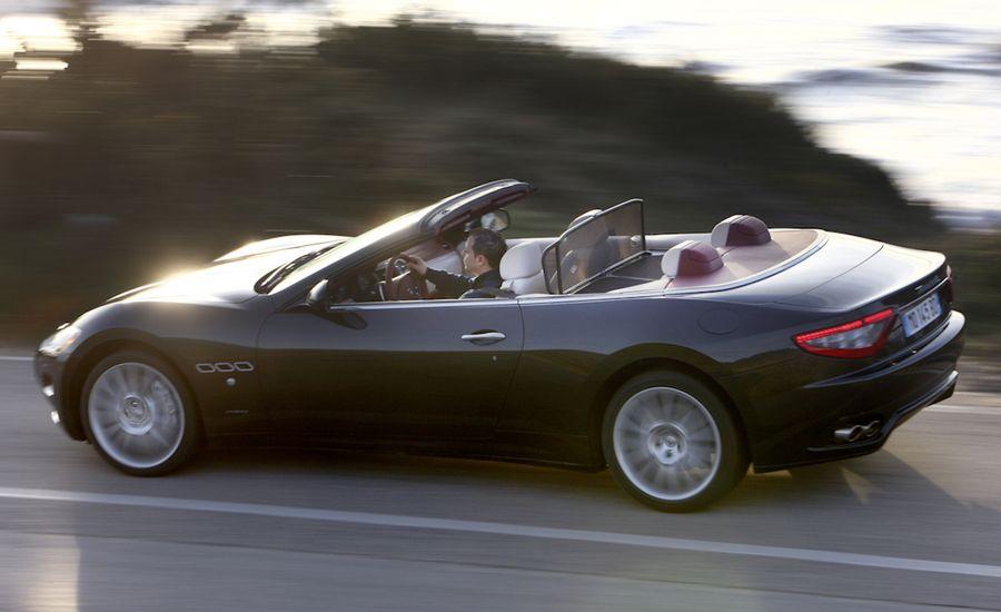 2011 Maserati GranTurismo Convertible | Review | Car and Driver