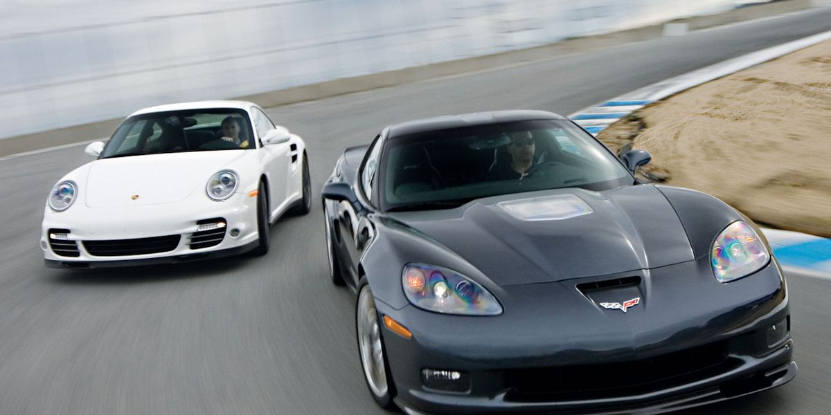 2010 Chevrolet Corvette Zr1 Vs 2010 Porsche 911 Turbo 8211