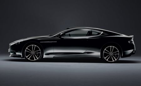 2010 Aston Martin DBS Carbon Black Special Edition