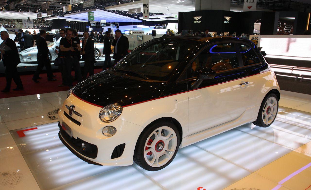 2010 Fiat 500C Abarth