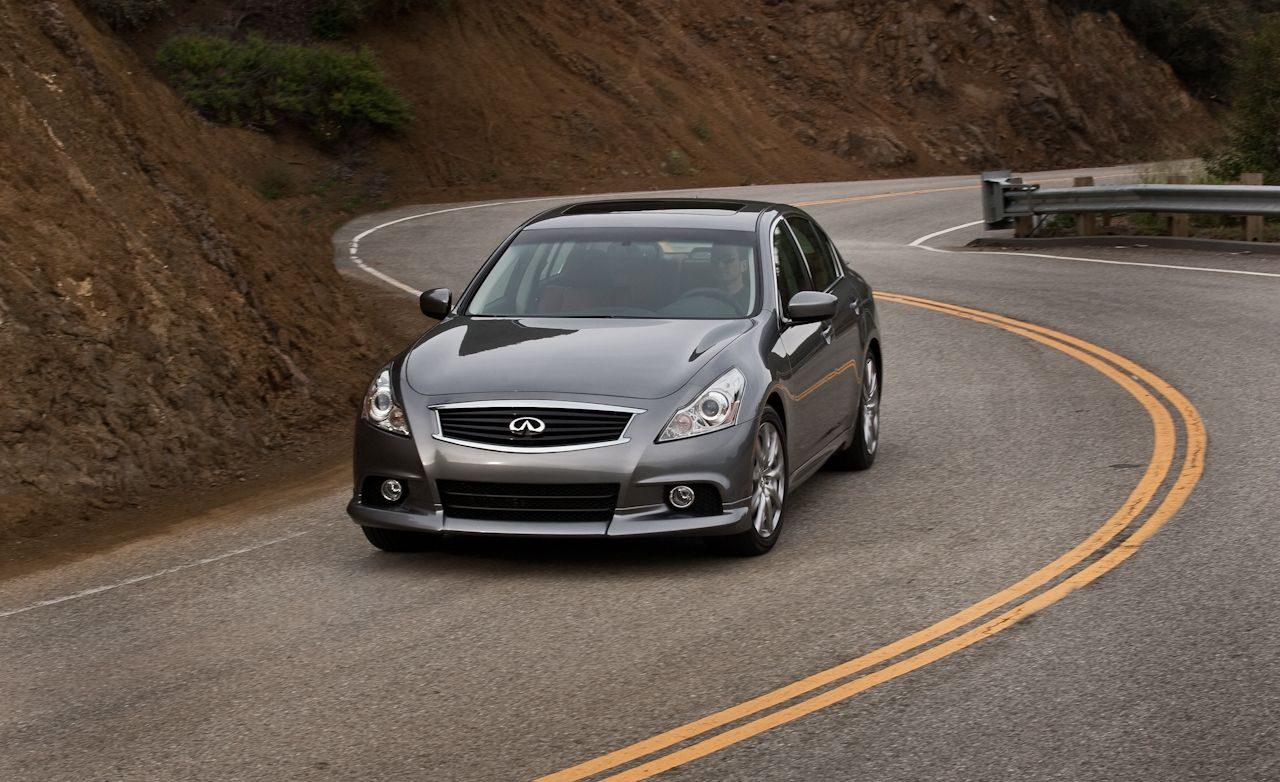 2010 Infiniti G37 Anniversary Edition Sedan / Coupe / Convertible