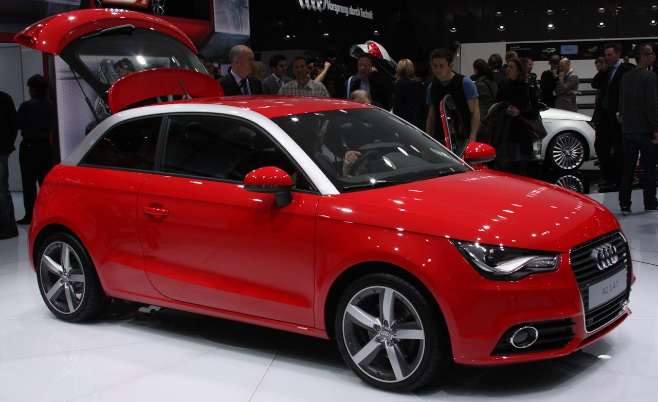2011 audi a1 official photos and info news car and. Black Bedroom Furniture Sets. Home Design Ideas