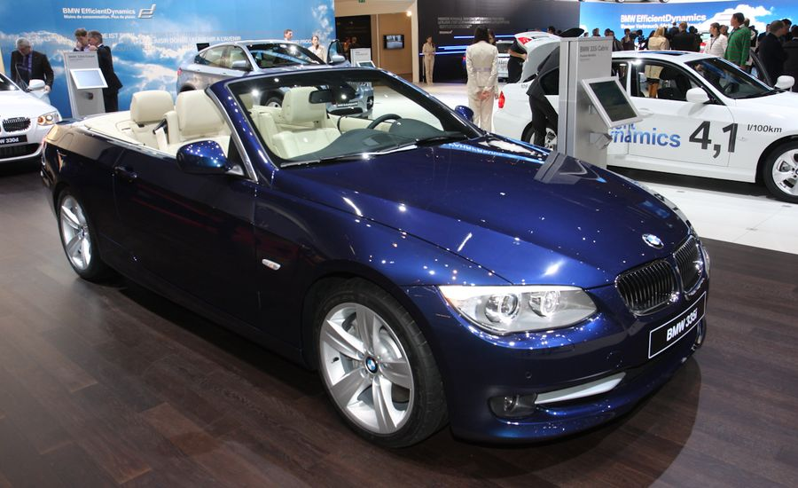 2011 bmw 3 series 328i 335i 335is coupe and convertible. Black Bedroom Furniture Sets. Home Design Ideas