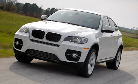 2011 BMW X6 to Get Single-Turbo N55 Inline-6, 8-Speed Transmission