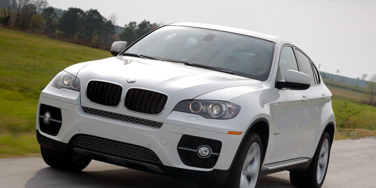 2011 Bmw X6 To Get Single Turbo N55 Inline 6 8 Speed
