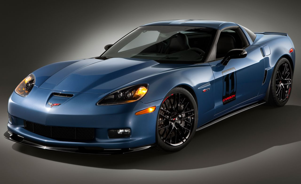 Corvette 2012 chevrolet corvette z06 : 2011 Chevrolet Corvette Z06 Carbon Limited Edition | Official ...