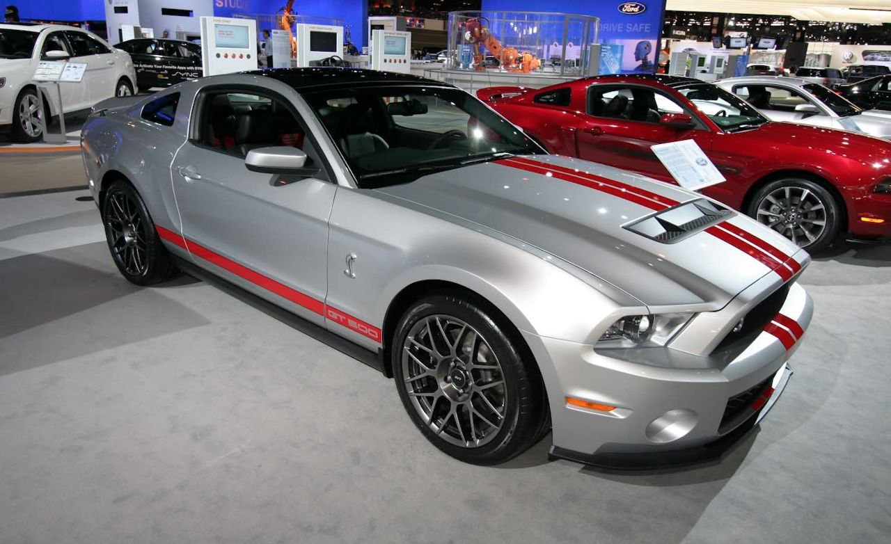 2011 ford mustang shelby gt500 video car and driver sciox Choice Image