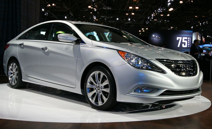 2011 Hyundai Sonata 2.0T Turbo