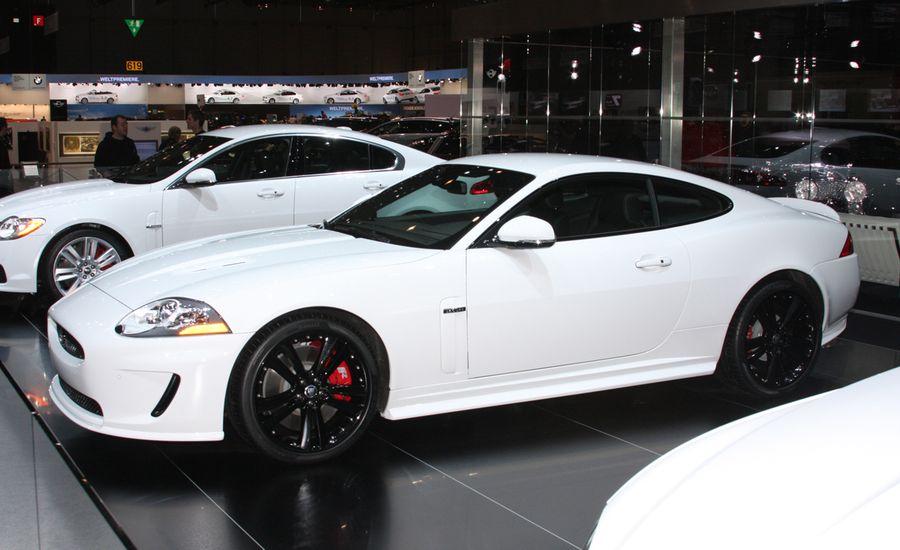 2011 Jaguar XKR Special Edition