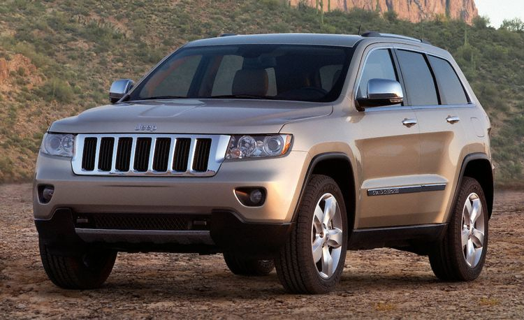 2011 Jeep Grand Cherokee Pricing and Options Leaked