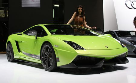 2011 Lamborghini Gallardo LP570-4 Superleggera