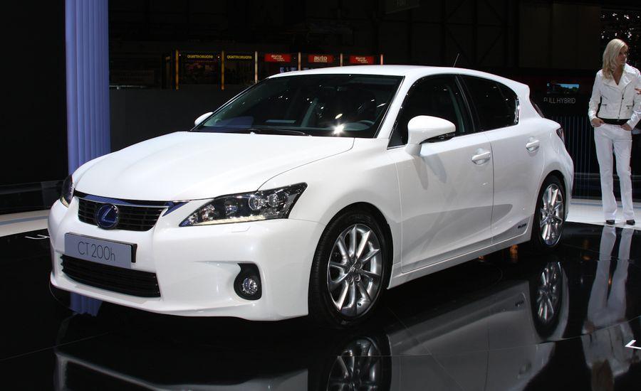 2011 Lexus CT200h Hybrid