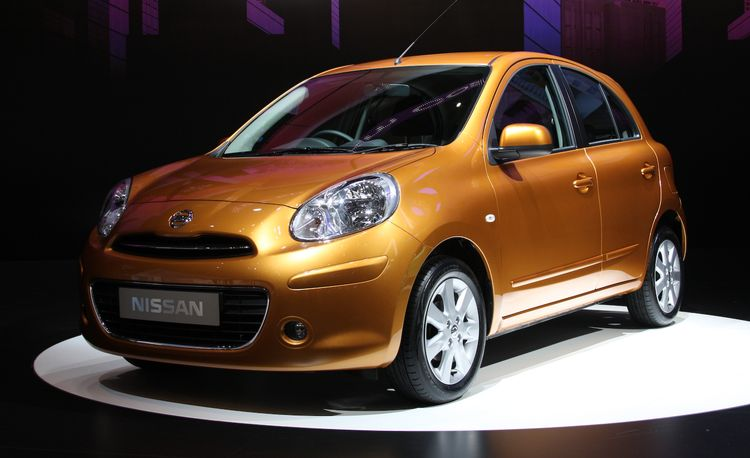 2011 Nissan Micra / March