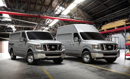 2011 Nissan NV1500 / NV2500 HD / NV3500 HD